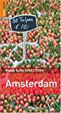 Dunford, Martin: Rough Guide Directions Amsterdam