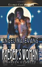 Raeder's Woman by Angelina Evans