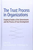 The Trust Process in Organizations:…