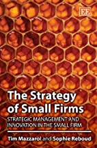 The Strategy of Small Firms: Strategic…