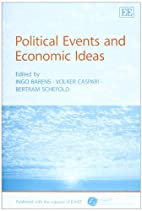 Political Events and Economic Ideas…