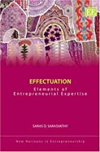 Effectuation: Elements of Entrepreneurial…