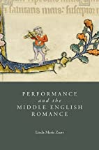 Performance and the Middle English Romance…