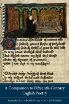 A Companion to Fifteenth-Century English…