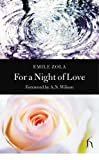 Zola, Emile: For a Night of Love