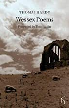 Wessex Poems by Thomas Hardy