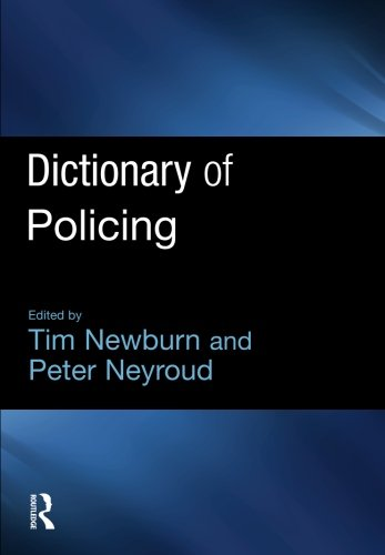 dictionary-of-policing