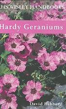 Hardy Geraniums by David Hibberd