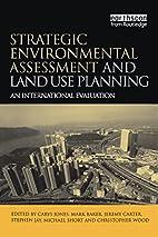 Strategic Environmental Assessment and Land…