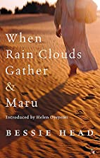 When Rain Clouds Gather: AND Maru by Bessie…