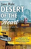 Rule: Desert of the Heart. Jane Rule