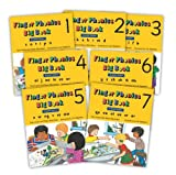 Lloyd, Sue: Finger Phonics Big Book Set: In Print Letters (Jolly Phonics)