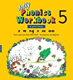 Lloyd, Sue: Jolly Phonics Workbook 5