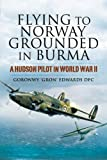 Edwards DFC, Goronwy 'Gron': FLYING TO NORWAY, GROUNDED IN BURMA: A Hudson Pilot in World War II