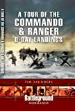 Saunders, Tim: Commandos and Rangers: D-Day Operations
