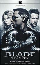 Blade: Trinity (Novelization) by Natasha…
