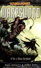Warpsword by Dan Abnett