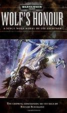 Wolf's Honour by Lee Lightner