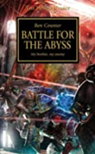 Battle for the Abyss : My brother, my enemy…