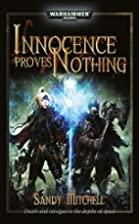 Innocence Proves Nothing : death and…
