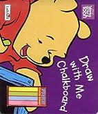 Winnie the Pooh: Draw with Me Chalkboard by…