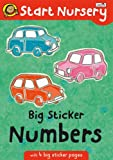 Joyce, Melanie: Big Sticker Numbers: Start Nursery