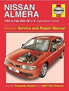Nissan Almera Service and Repair Manual: N…