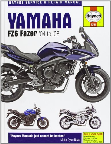 yamaha-fz6-fazer-04-to-08-service-repair-manual