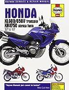 Honda XL600/650V Transalp & XRV750 Africa…