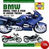 BMW R850, 1100 & 1150 4-Valve Twins '93 to '06: 1993 to 2006 (Haynes Manuals)
