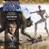 Paul Sutton: Exotron (Doctor Who)