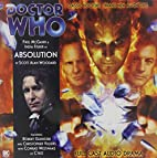 Doctor Who - Absolution by Scott Alan…