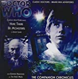 Andy Lane: Here There Be Monsters (Doctor Who: The Companion Chronicles, 3.1 )