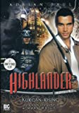 Scott, Cavan: Highlander: Kurgan Rising