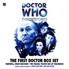 The Lost Stories: The First Doctor Box Set…