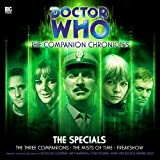 Marc Platt: Doctor Who: The Companion Chronicles - The Specials CD Box Set