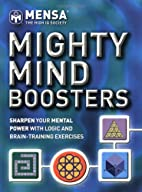 Mensa Mighty Mindboosters by Josephine…