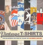 Vintage T-shirts: Over 500 Authentic Tees…
