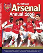 Official Arsenal Annual 2008 (wrong cover)…