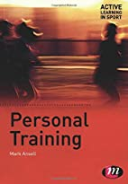 Personal Training (Active Learning in Sport…