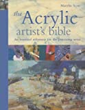 Marylin Scott: The Acrylic Artists Bible Book with Marilyn Scott
