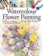 Watercolour Flower Painting by Wendy Tait