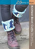 Knitted Boot Cuffs (Twenty to Make) by…