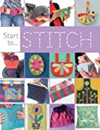 Start to Stitch by Claire Buckley