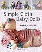 Cloth Daisy Dolls by Wenche O Steensen