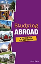 Studying Abroad by Evans Cerys