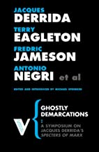 Ghostly Demarcations: A Symposium on Jacques…