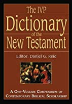 Dictionary Of The New Testament: A…