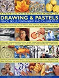 Sidaway, Ian: A Practical Masterclass and Manual of Drawing & Pastels, Pencil Skills, Penmanship and Calligraphy