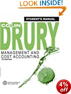 Management and Cost Accounting, Student Manual